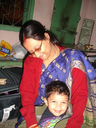 India Trip 2007-8